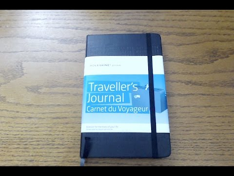 Moleskine Passions | Traveller's Journal