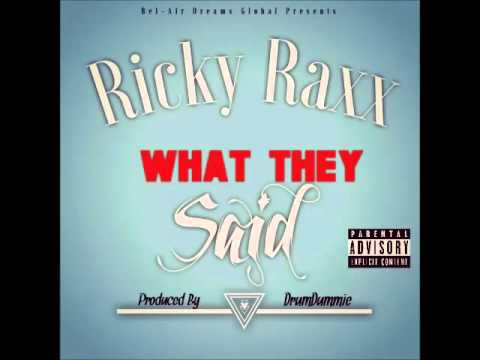 What They Said (Official Audio)