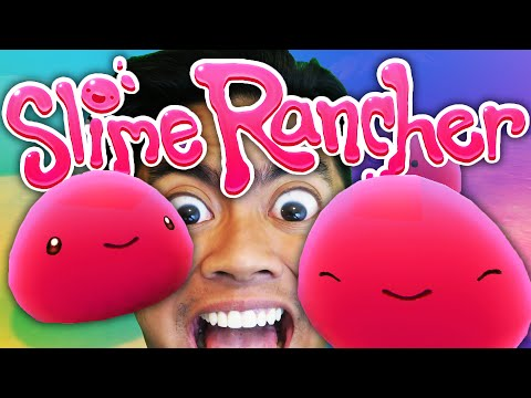 ITS SO FLUFFY!!! | Slime Rancher