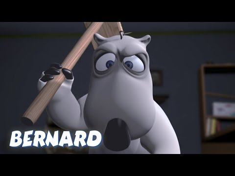 Bernard Bear | The Intruder AND MORE | 30 min Compilation | Cartoons for Children
