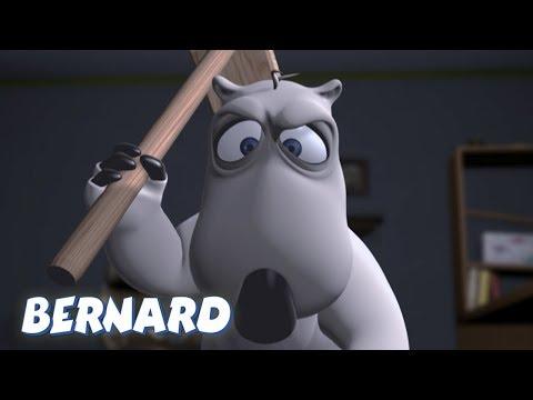Bernard Bear   The Intruder AND MORE   30 min Compilation   Cartoons for Children