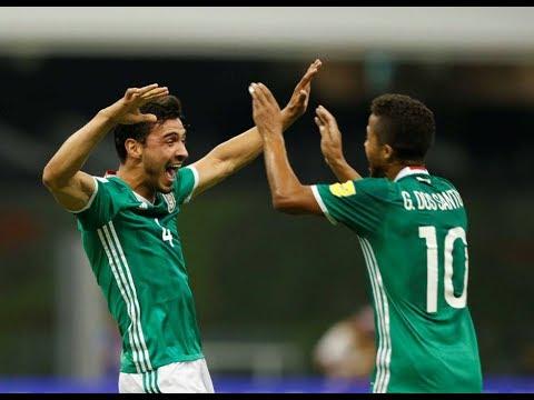 México 3-0 Honduras (Ángel Reyes / Radio Cadena Sonora 96.9 FM)