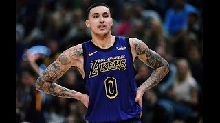 kyle kuzma is balling without lebron james new no 2 option for lakers