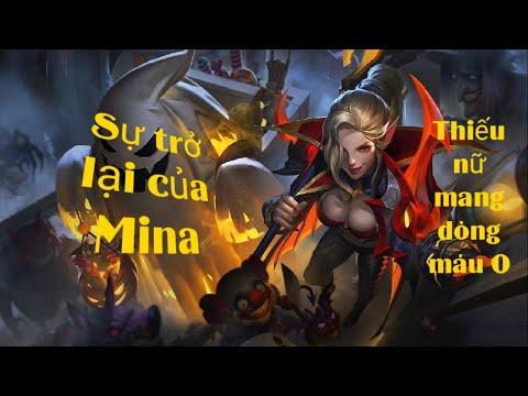 LIÊN QUÂN | Mina quay trở lại trên đấu hạng.Bạn có tin không ?