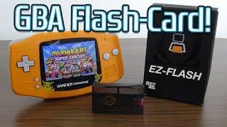 EZ Flash Omega - Best GameBoy Advance Flash Card On The Market!