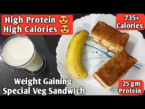 💪-high-protein,-high-calories-💯-veg-sandwich-😍💪-weight-gaining-735+-calories,-protein-sandwich.