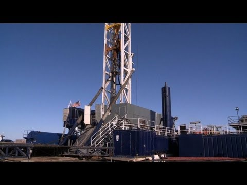 Hydraulic Fracturing Implicated In Pollution Of US Groundwater.