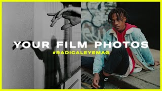 Reviewing your 35mm & Medium Format Film Photography // #RADICALEYEMAG