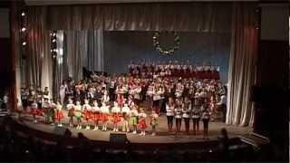 """Концерт Народного художнього колективу дитячого ансамблю пісні і танцю """"Світанок"""""""