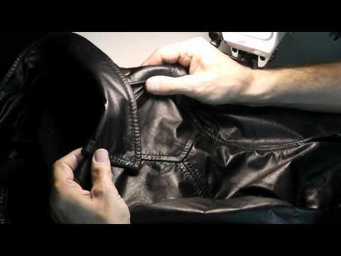 0 - Як вшити шкіряну куртку своїми руками?