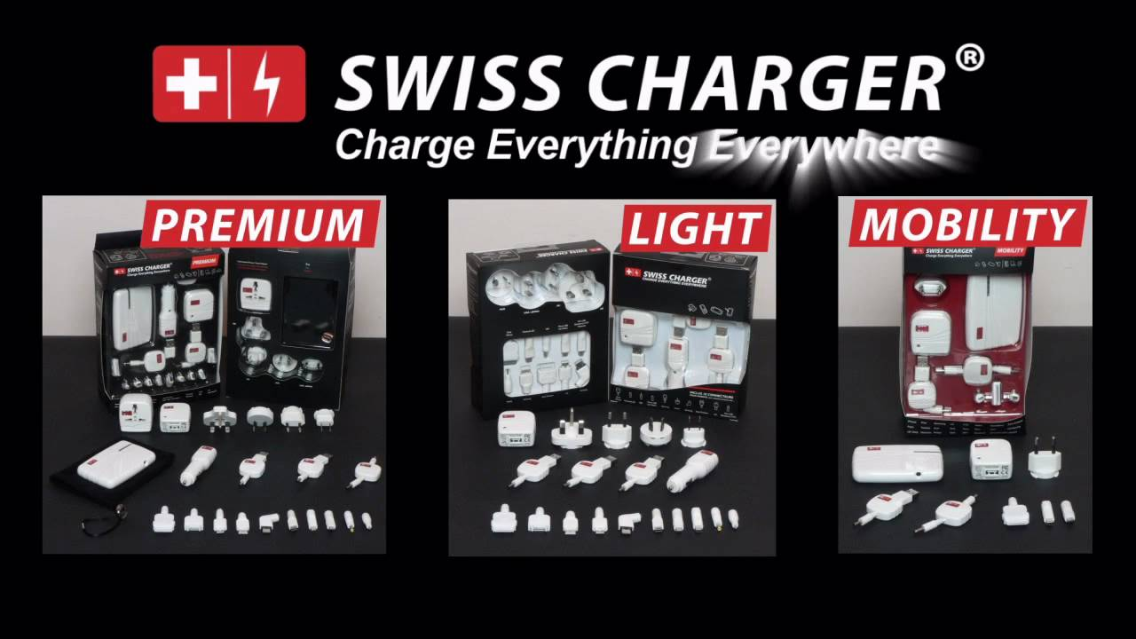 Charge everything and everywhere