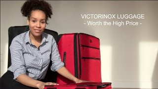 Victorinox Luggage | Best Carry-on and Travel Luggage???