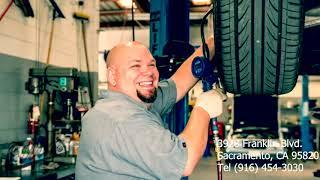 Ellio's German Auto, Inc Sacramento Mercedes, BMW and MINI Repair 916-454-3030
