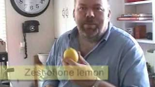 Quinn Olson Makes Lemon Meltaway Cookies