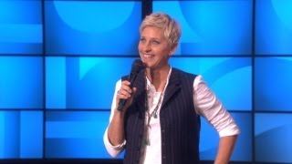 Ellen Answers Audience Questions