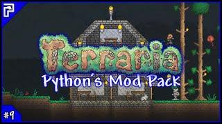 Interior Design! New Ores!   Python's Terraria Mod Pack   Terraria 1.3 Modded [#9]