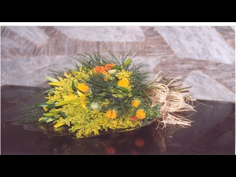 Curso Treinamento de Florista - Bouquet