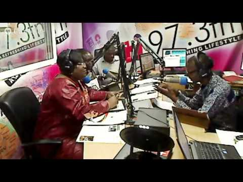 Nana Oye Lithur,Minister Of Gender,Children & Social Protection On The Citi Breakfast Show