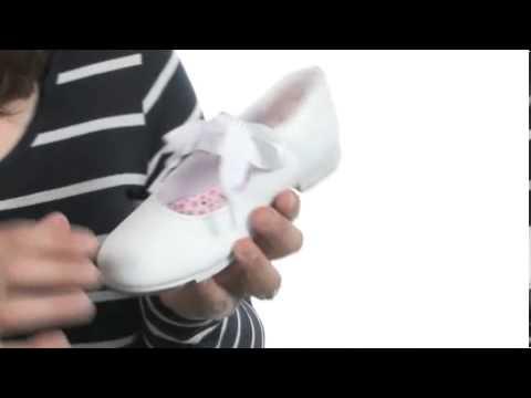 545a0722 Zapatos Para Tap Capezio Modelo Jr. Tyette N625 - Bs. 80,00 en Mercado Libre