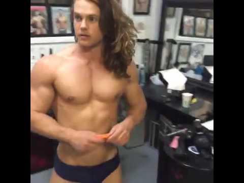 Cameron Mcelroy Aronik Swimwear Photoshoot Youtube