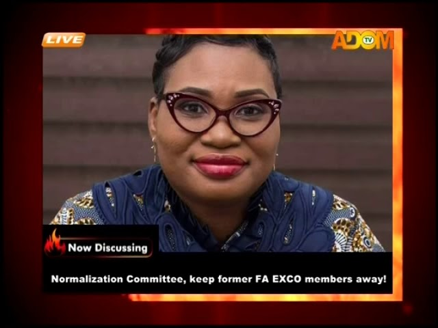 Commentary Position - Fire 4 Fire on Adom TV (16-10-18)