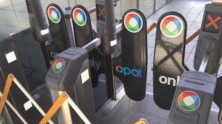 Sydney Trains Vlog 1065: New Opal Gates
