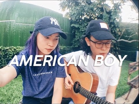 American Boy - Estelle (Cover By Natasha Elle ft. Joy Alexis)
