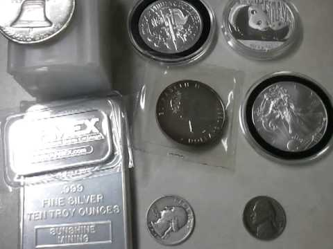 Investing In Physical Silver 101 - How to Invest in Silver