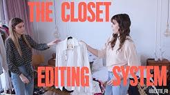 The Closet Editing System