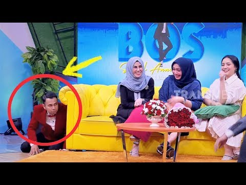 SURPRISE, Mama Rieta & Mama Amy Datang!  | OKAY BOS (17/10/19) Part 2