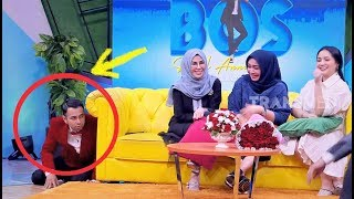 SURPRISE, Mama Rieta & Mama Amy Datang!  | OKAY BOS (17/10/19) Part 2