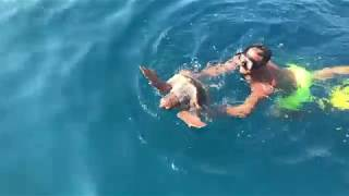 Вокруг Европы по воде (эпизод 22: Анталия - Фетхие). Просто отдых...