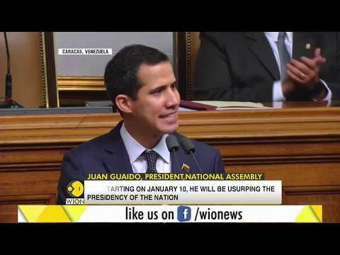 Venezuela's parliament rejects legitimacy of Maduro second term