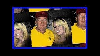الممثلة الإباحية ستورمي دانيالز ترفع دعوى تشهير على ترامب!