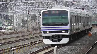 【TK出場 回8993Ⅿ】 E231系マト139編成 JR常磐線金町駅通過