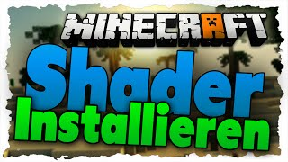 Minecraft Shader 1.9 installieren deutsch - 1.8 - Mod Download Tutorial