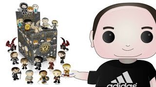 funko game of thrones mystery minis edition 2 unboxing