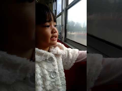 Hore naik kereta krl commuter line jakarta bogor