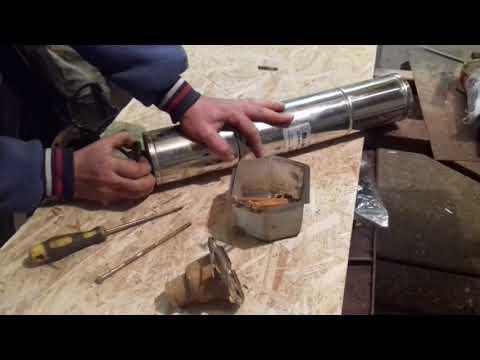 ремонт шнекового насоса