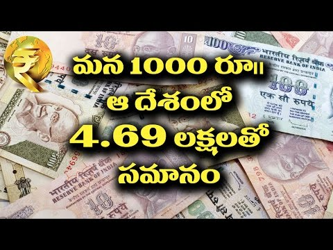 indian currency value in other countries || facts about indian currency || Unknown Facts Telugu