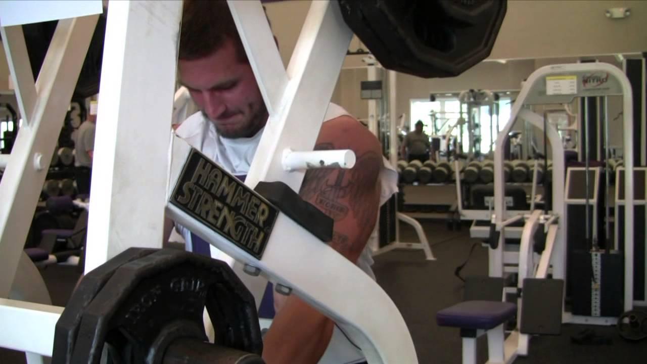 ASAP at Baltimore Ravens Training Camp with JOHN SIMON - YouTube