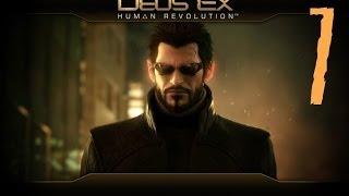 Deus Ex: Human Revolution - Director's Cut прохождение (часть 7)