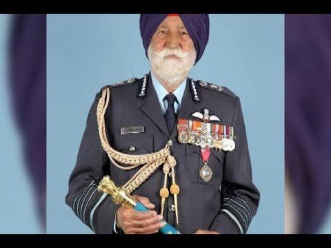Last rites paid to Arjan Singh