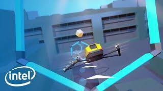 Servers Rock Presents: Intel® Drone Racing – A Training for the Intel® Xeon® Platform | Intel