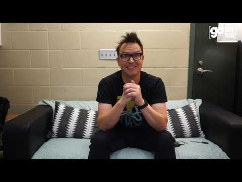 Go Backstage With 'blink-182'