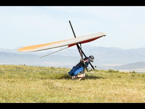 Hang glide Rondebossie, Spring 2017
