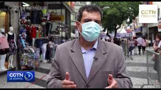 Une nouvelle mutation du coronavirus place le système de santé brésilien en difficulté