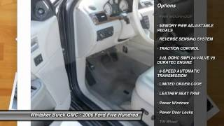 2006 Ford Five Hundred Forest Lake Minneapolis MN 13476A