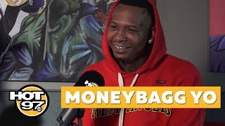 Moneybagg Yo Talks To TT Torrez About New Music + CONFIRMS Relationship With Ari Fletcher