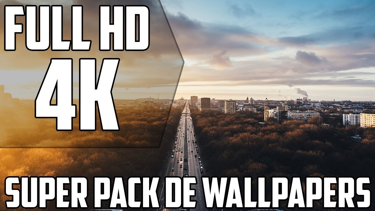 Super Pack De Wallpapers Full Hd 4k Youtube